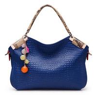 100% Genuine Leather Handbag Bolsas Women Leather Handbags Fashion Shoulder Bag Crossbody Bag 2015 Women Messenger Bags Tote