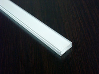 10m/Lot 1506B aluminum profile with FROSTED/TRANSPARENT cover for width up to 11mm led strips Interior accent LED lighting