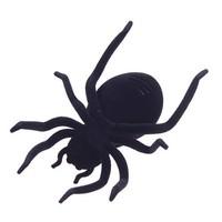solar Powered Energy Robot Christmas Birthday gift Black 8 Legs Solar Spider Educational toys for children
