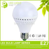 10 pieces/lot LED household light Bulb 600~660 lumens E27 base 9W 30smd Cheap Energy Saving wholesale LED Bulbs Free Shipping