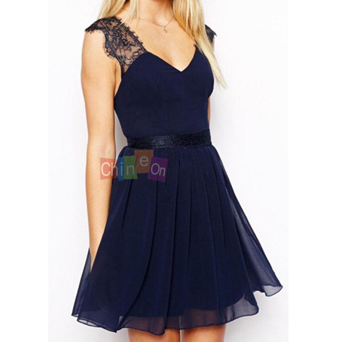 Женское платье Brand New V V Summer Dress женское платье new brand v