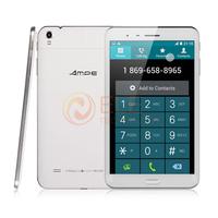 "7"" Ampe A78 3G Phone Call Tablet PC MTK6592 Octa Core 2GB RAM 16GB ROM Camera 8.0MP+13.0MP IPS 1920*1200 OTG GPS WIFI Bluetooth"
