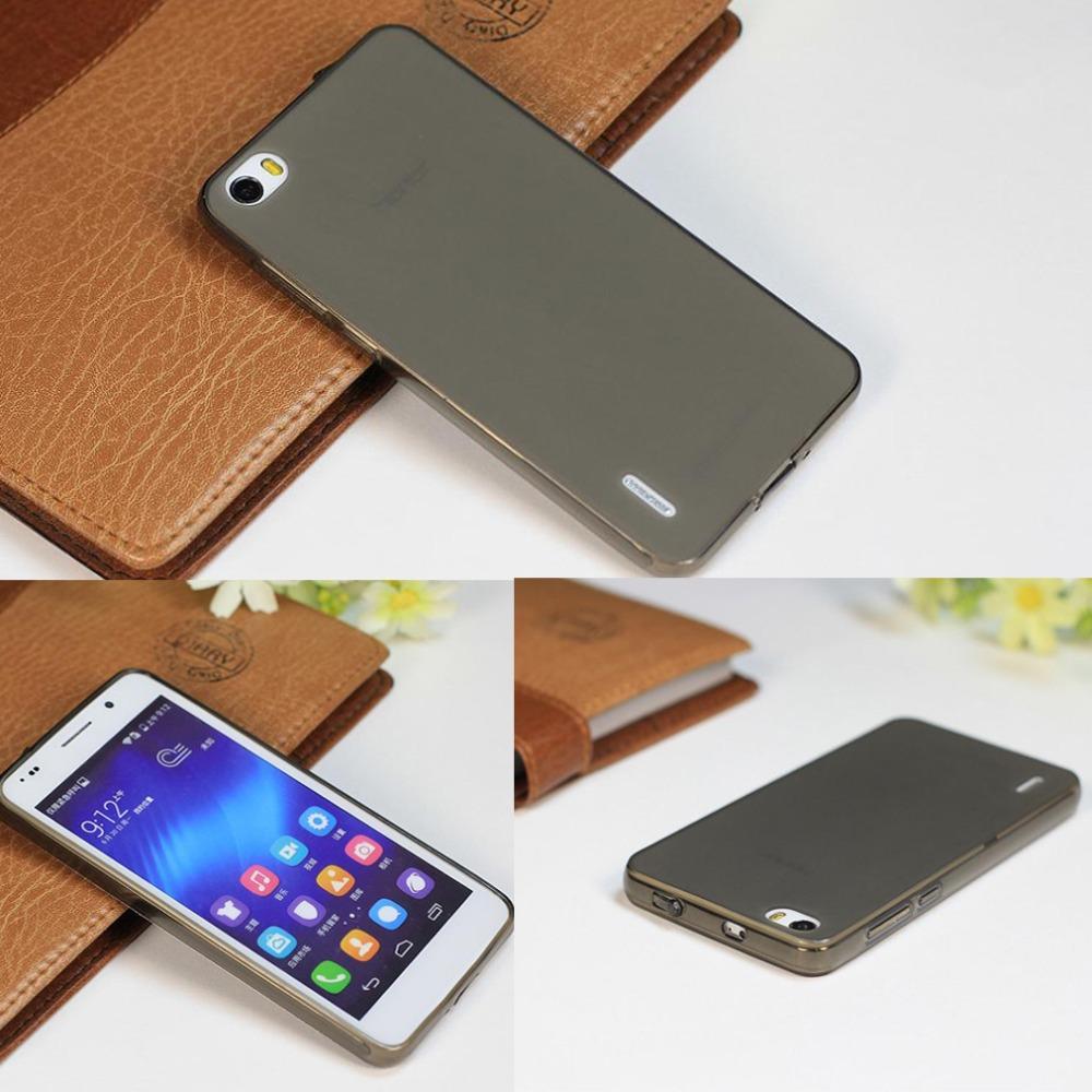 High quality TPU material Huawei Honor 6 Case Cover For Huawei Honor 6 smartphone(China (Mainland))