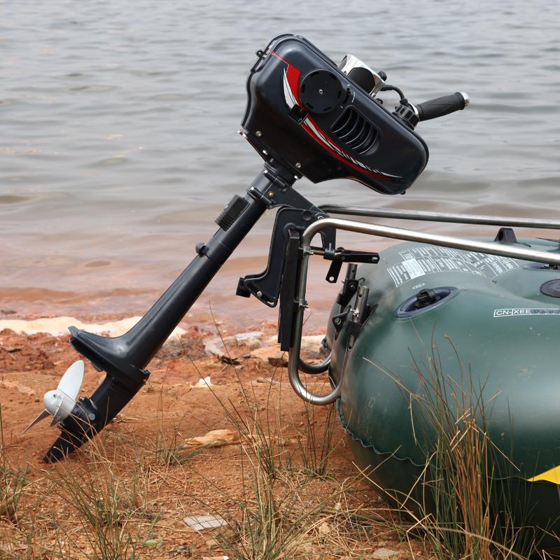 как правильно обкатать лодочный мотор hangkai
