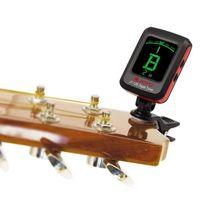 New music instrument Joyo Chromatic Digital Clip On Tuner for Chromatic Guitar /Bass / Violin/ Ukulele Free Shipping