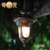 Pendant light fashion ceiling decoration lamp garden lights glorias lamp the door fashion lamp 10W E27 LED Bulb Included