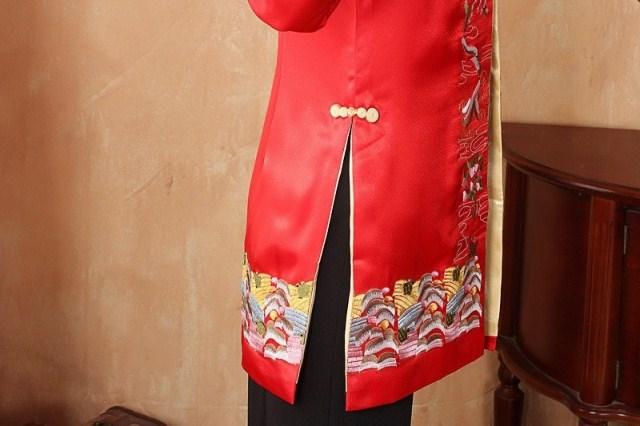 Китайская традиционная кофта Cheongsam Qipao , TY2026