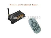 New Wireless multi-channel dimmer