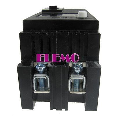 100a 100 ampères 2p 2 pólos rccb disjuntor atual residual 220v ac(China (Mainland))