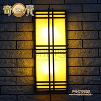 Modern villa project outdoor landscape wall lamp street lamps luxury hotel outdoor wall lamp waterproof stainless steel scaliola