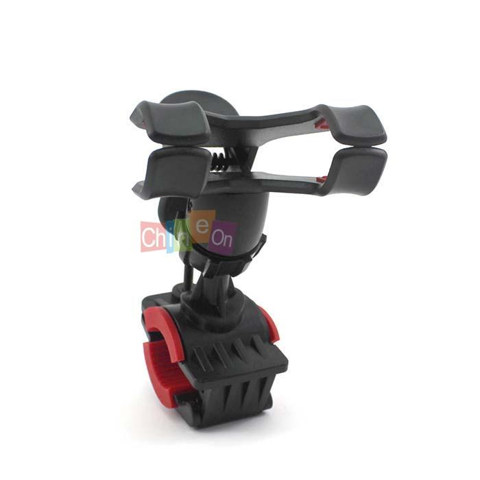 2014 New Arrival 1x Bike MTB Bicycle Handbar Tube Mount Holder Clip Support for Phone MP4