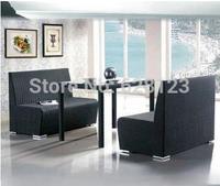 ODSF031 Hot sale Outdoor restaurant sofa chair hotel garden hotel restaurants cafes sofa leisure sofa tea bar furniture fashion