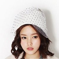 Free shipping 1 pcs 2014 new Fashion women net yarn knitting hat Two purposes of autumn winter warm caps multicolor