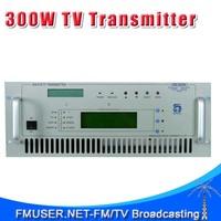 FMUSER CZH518A-300W 300W Analog TV Transmitter For TV Station 4U Rack