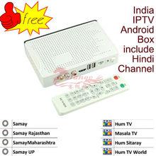 Electronic 2014 New Arabic IPTV Box 500 Plus IPTV Arabic Channel TV Box Android 4.0 WiFi HDMI Smart TV Box by salange