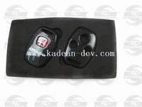 REAL CARBON FIBER KEY CASE COVER FOR CAR FOR EK9 FN2 DC2 DC5 Type R S2000
