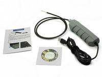 Free Shipping!New USB Inspection Camera 5.5mm Slim Borescope 6 LEDs Snake Endoscope 1M Tube