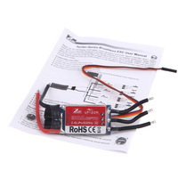 Super Smooth ZTW Spider OPTO Brushless Speed Control ESC 30A 2-6S Lipo for DJI Multicopter Qudcopter Airplane