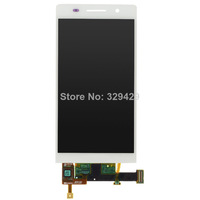 White Touch Screen+LCD Display Assembly Replacement For Huawei Ascend P6 BA304 T