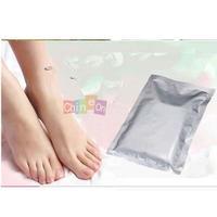 Skincare Foot Spa Peeling Renewal Mask Sheet Dead Skin Cuticles Calluses Remover 1Pair