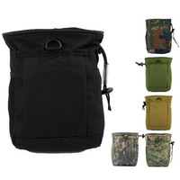 Multifunction Outdoor Molle System Bag Canvas Small Sundries Bag Handbag Outdoor Molle Pouch