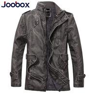 2014 new men's leather jacket men leather jaqueta couro masculino bomber biker's fashion leather jackets men skin jacket coat