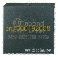 Free shipping 10PCS W77E516A40PL PLCC44
