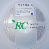 1206 22uf   226k+-10% 16V 13216 22uf chip SMD Ceramic capacitor 1000PCS/LOT
