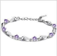2014 Trendy Fashion Candy Color Charm Bracelet & Bangle For Women Fashion Jewelry
