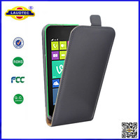 New Case for Nokia Lumia 530, Slim Leather Case for Nokia 530 300pcs/lot  Free Shipping from Laudtec