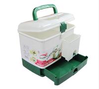 First aid kit / medical box household medicine cabinet / medicine cabinet / outdoor travel first aid kit/First aid box