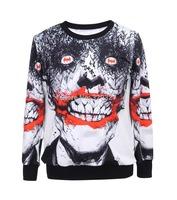 High Quality 2014 Women/Men DIFFERENTLY SANE Digital Printed Hoodies Ladies Sweatshirts Hot Selling
