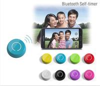 New Version Portable Mini Wireless Bluetooth Photograph Camera Control Self-timer Remote Shutter For iphone ipad Samsung iOS 7.0