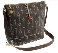 Women handbag 2014 shoulder bag lady bag Versatile bag free shipping LUV009