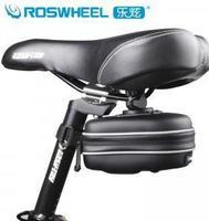 New High quality Waterproof Roswheel Bicycle Saddle Bag Cycling Sport Bike Seat Bag Free shipping
