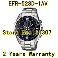 EFR-528D-1AV New  EFR-528D-1A EFR 528D 1AV men's chronograph sport watch gents wristwatch