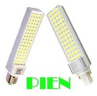 12W LED Corn Light G24 PL Bulb Lamp Lighting E27 5050 SMD 60-leds 110V 220V indoor lamparas Ilumine home Free shipping 3pcs