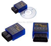 ELM327 V1.5 ODB2 ODB-II Wireless Bluetooth Car Auto Diagnostic Scan Tool New