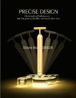 2014 Magic Best Selling 24K Golden Smart Energy Beauty  Bar Face Massager Device Gift Beauty Care 10 pcs per set free shipping
