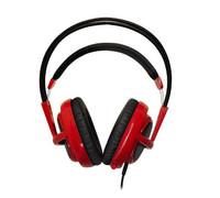 SteelSeries Siberia V2 Full-Size Gaming Headset (Red)