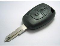 2 Button Key Remote Fob Case for Renault TRAFIC VIVARO PRIMASTAR MASTER KANGOO +blade