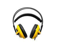 SteelSeries Siberia V2 Full-Size Gaming Headset (Yellow)