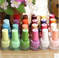BK counter BK nail polish color 8911 Pure incense 18 seconds drying nail female super multi ribbon  scent