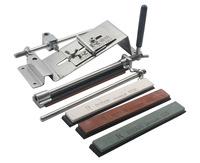 Newest sharpener system 3nd Ruixin Apex sharpener fix edge wicked lansky sharpening system
