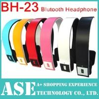 1pcs headset stereo BH23 wireless bluetooth earphones universal mobile phone headphones earphones BH-23 free shipping