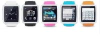 ZGPAX MQ588 Watch Phone Quad Band 1.54 Inch Bluetooth Sync Function FM Camera Black free shipping