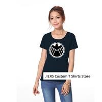 2014 New Fashion Women's Shorts Sleeve Classic Movie Sports Casual Shirts Custom Your Logo Text Printed shirts