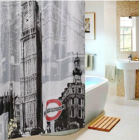Beton Badkamer Waterdicht ~ badkamer wc muur decor poster waterdicht art vinyl decal badkamer