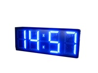 12 inch 4 digits large digital led countdown timer