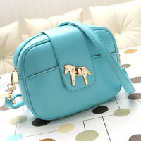 New Arrive Hot Selling Lady Design Women Messenger Bags PU Leather Handbags Shoulder Bag Factory price